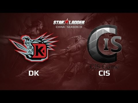 CIS vs DK, Star Series China Day 2 Game 2