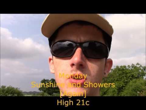 London UK Weather Forecast - 8th June 2016