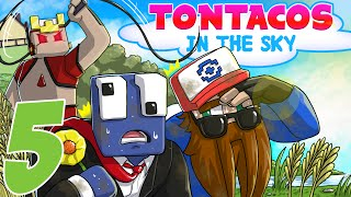 Tontacos In The Sky - Ep. 5 - EL FALLO!