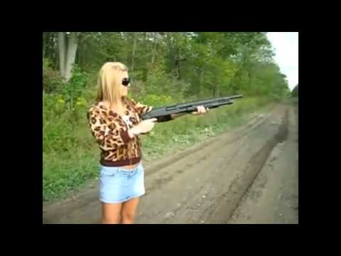 Women Take Biden's Shotgun Advice