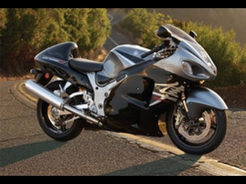 Clymer Manuals Suzuki GSX1300R Hayabusa GSXR Gixxer Busa Repair Shop Service Manual Video