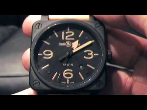 Bell&Ross Baselworld 2010