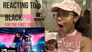 BLACKPINK DDU-DU DDU-DU REACTION | BlackPink for the first time