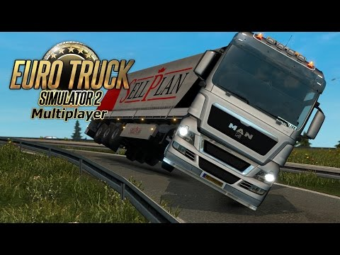 ETS2 Mp - Idiots on the road Pt.73