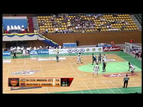 2014 AirAsia ABL Game 49: Hi-Tech Bangkok City vs Westports Malaysia Dragons