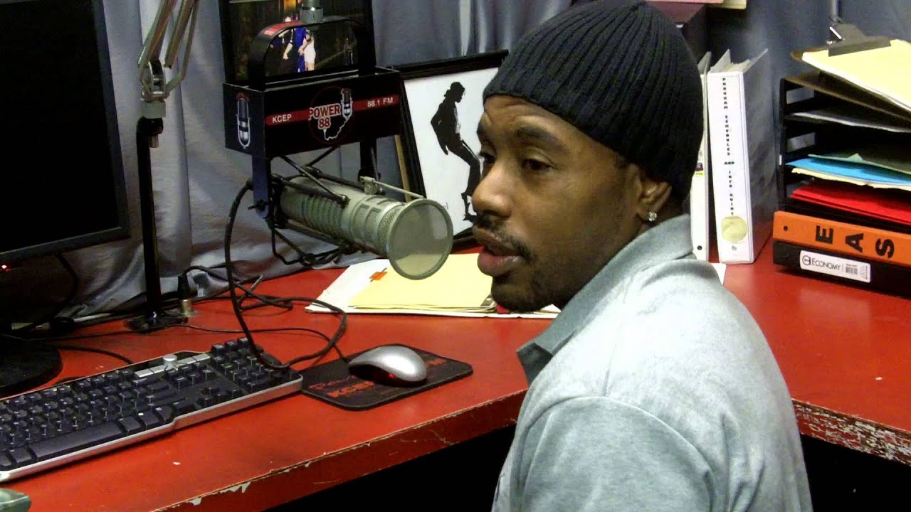 Tyrin Turner Tyrin Turner talks about being