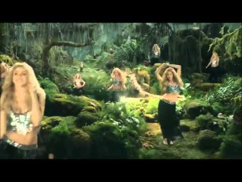 Shakira La La La Brazil The official 2014 FIFA world cup song