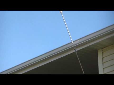NW7US Radio Shack and Antenna Setup 2011-09