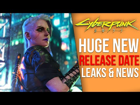 Cyberpunk 2077 News - 2019 Release Date Leaks And Evidence, New Questing Details