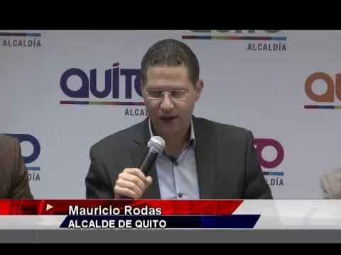 """Mauricio Rodas: """"Vamos a poner en marcha el plan En Bici a Clases"""""""