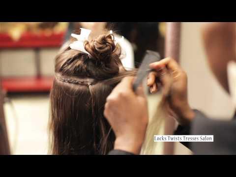 Tissages pour cheveux for Salon tissage paris