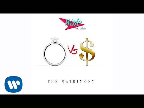 Wale Ft. Usher - Matrimony (official Audio) video
