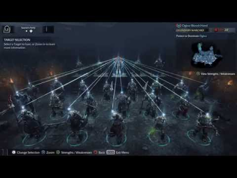 Download video Shadow of Mordor - Killing ALL Orc Captains at once.