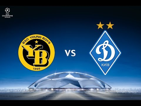 BSC Young Boys vs. Dynamo Kyiv | 02.08.2017 | Full Match in german | HD