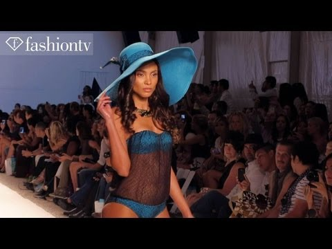 Top Designers Show off Their Swimwear Collections for 2014 | Miami Swim Fashion Week | FashionTV