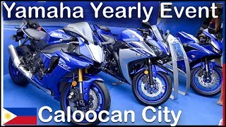 Yamaha Yearly Event - 2017 - Caloocan City