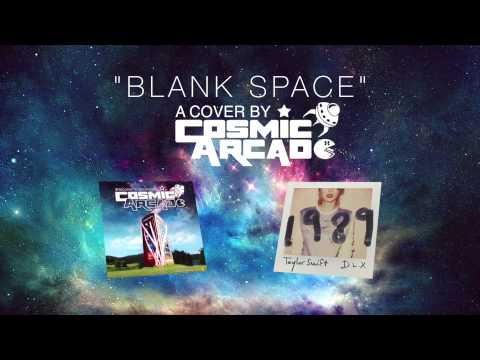 Taylor Swift - Blank Space - (punk pop cover by Cosmic Arcade)