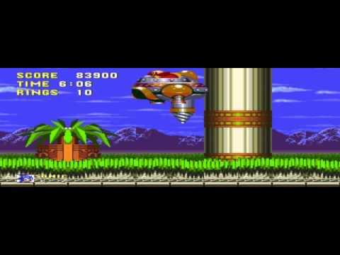 Sonic the Hedgehog 3 - Playthrough - User video