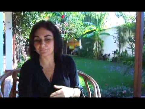 La muralista tarijeña Rosario Molina, representará en dos eventos internacionales en Argentina