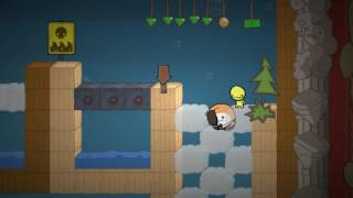 Mr Ducky Plays... BattleBlock Theater, That's one wet pussy!