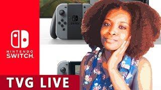 Fortnite (Nintendo Switch) | TVG Live