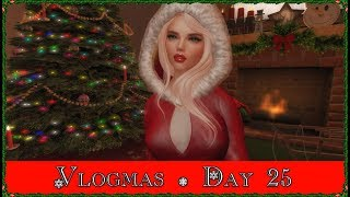 Vlogmas Day 25! The Final Day!! (Second Life)
