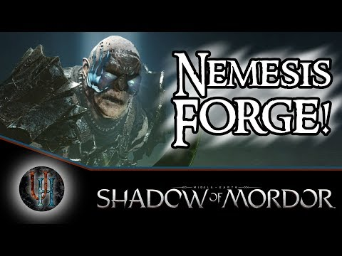 Middle-Earth: Shadow of Mordor - Nemesis Forge - Import system added!