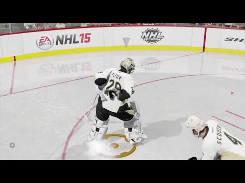 DEKING MACHINE  (NHL 15 Clips)