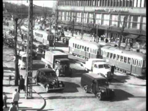 Helsinki 1940 50 luvuilla