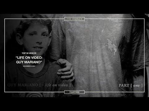 Berrics Top 50: 14   Guy Mariano: Life On Video