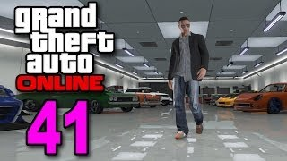 Grand Theft Auto 5 Multiplayer - Part 41 - Long Mission (GTA Online Let's Play)