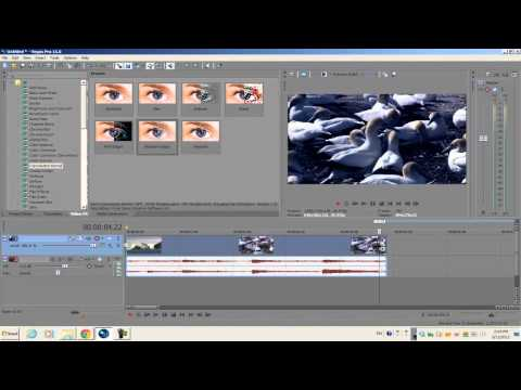 Sony Vegas Pro 11 QuickTip #4: Video Event FX Plugin Chain