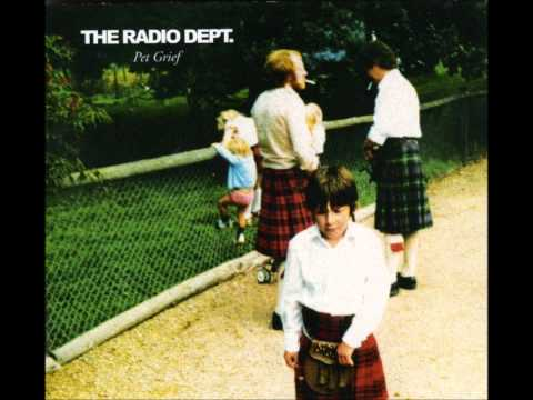 The Radio Dept - Sleeping In