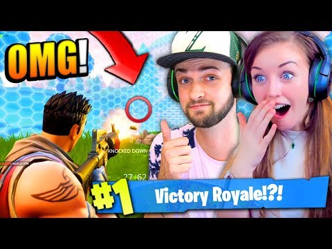 I CAN'T believe WE DID THIS! (OMG) - Fortnite: Battle Royale