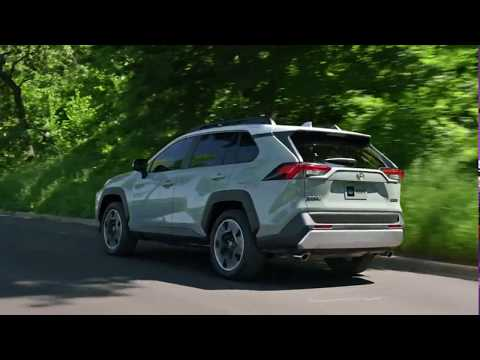 2020 Toyota RAV4 Video
