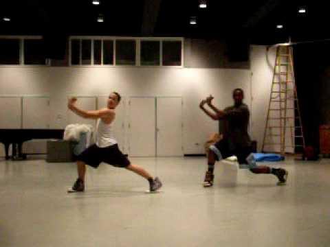 So Beautiful by Musiq Soulchild- 2nd Choreography by Albert Drake
