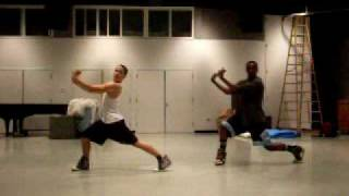 So Beautiful by Musiq Soulchild- 2nd Choreography by Albert Drake