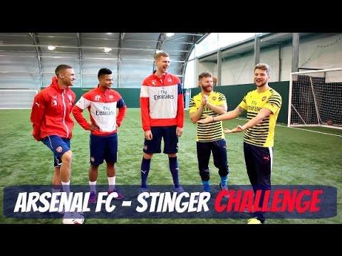 ARSENAL FC - Stinger Challenge AD