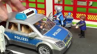Fire Truck, Train, Excavator, Police Cars, Dump Trucks & Tractor Construction Toy Vehicles for Kids