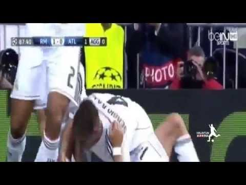 Real Madrid vs Atletico Madrid 1-0 Champions League 23/04/2015