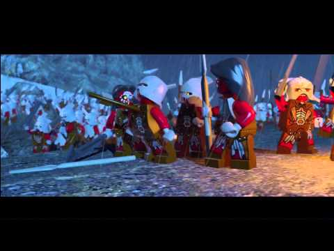 Lego Lord of the Rings: Level 11/Helms Deep - The Battle Is About to Begin Trophy/Achievement - HTG