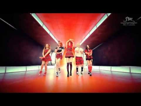 F(x) - Rum Pum Pum Pum (dance Version) Hd video