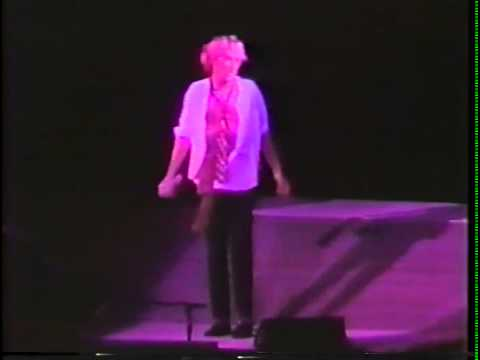Rod Stewart - Lost in you (Live Philadelphia 1988)