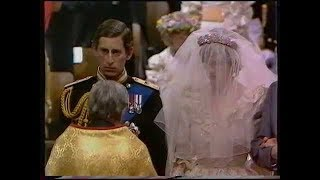 Charles & Diana ~ The Royal Wedding 1981