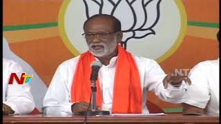 Telangana BJP Leader Dr.Laxman Comments On CM KCR Over Federal Front and Family Front