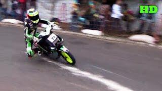 74 Sukses Merajai FINAL Matic 150cc TU Pemula Road Race Karawang Seri 3