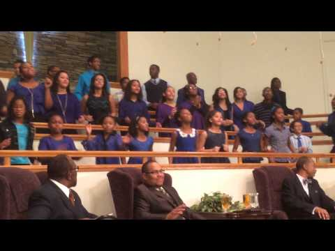 EMBC TheE Youth Choir He Reigns Forever