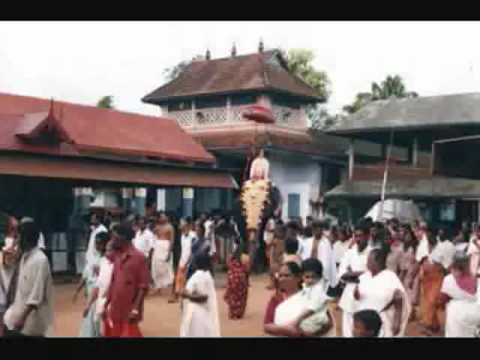 Amme Narayana - song devoted to Chottanikkara bhagavathy