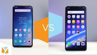 OPPO F7 vs Vivo V9 Comparison Review