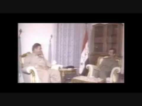 Saddam Mam Jalal Talabani Nechirvan Barzani Jash Oo Mam Zorab Oo video